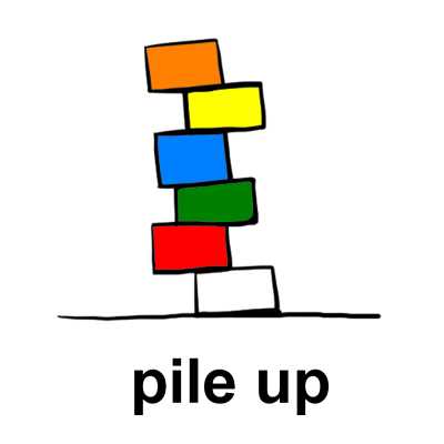 pile-up