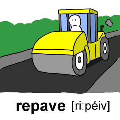 repave